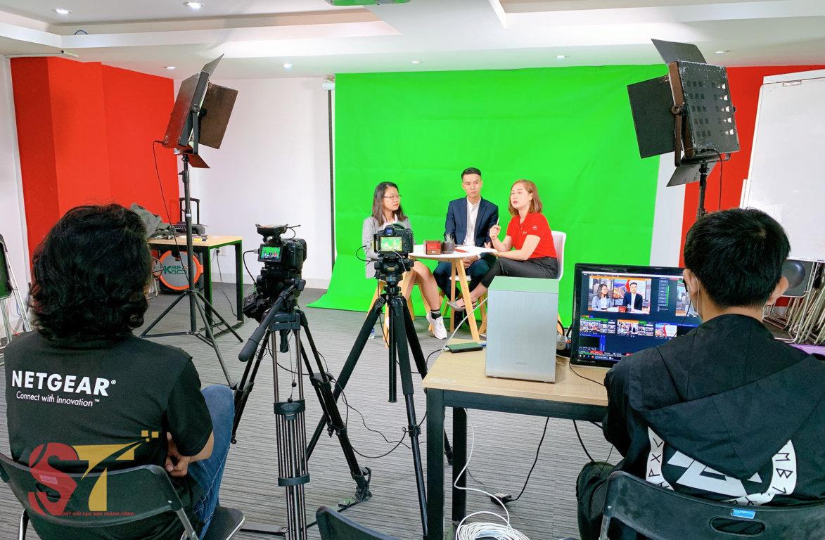 Quy trình của dịch vụ quay phim quảng cáo