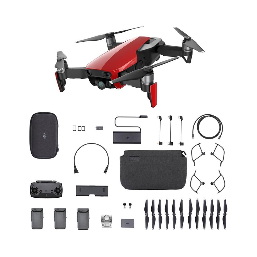 Các bộ phận cấu tạo nên flycam
